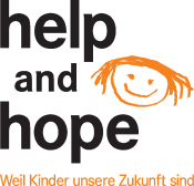 Logo Help and Hope Stiftung